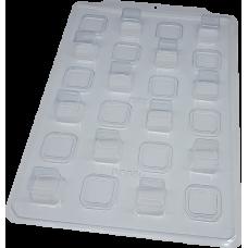 Forma BWB Mini Caixa Quadrada SP 856 Ref.3532 com Silicone
