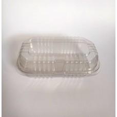 Embalagem para Doces e Bolos Retangular 680ml P10 Com 10