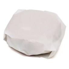 Papel Manteiga para Sanduiche com 100 Folhas Brancas