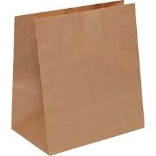 Saco para Delivery Com 50 Kraft
