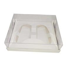 Caixa para Joystick BWB 9813 BRANCO Corpo PVC 20x15x6 Com 10