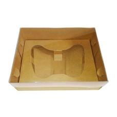 Caixa para Joystick BWB 9813 KRAFT Tampa PVC 20x15x6 Com 10