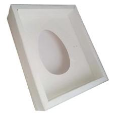 Caixa para Ovo de Colher 500gr Moldura 28,4X23,2X6,5 Com 10