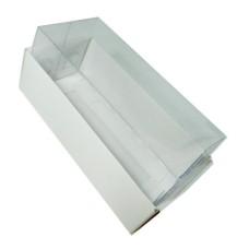 Caixa para 04 Macaron 10x4,5x4,5 com 10