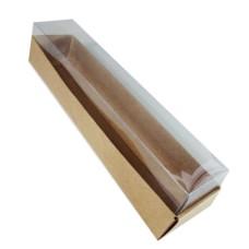 Caixa para 10 Macaron 21x4,5x4,5 com 10