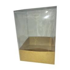 Caixa para caneca de Chopp 12x12x16 KRAFT Corpo PVC Com 10