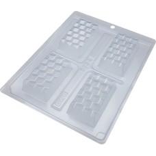 Forma BWB Mini Tablete 3D Ref.9904 Com Silicone