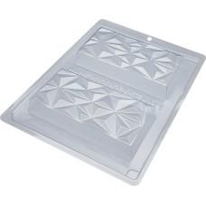 Forma BWB Tablete Triangulo Ref.9911 Com Silicone