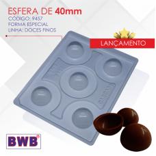 Forma BWB Esfera de 40mm  Ref.9457 com Silicone