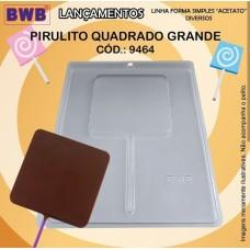 Forma BWB Pirulito Quadrado Grande Ref.9464