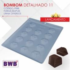 Forma BWB Bombom Detalhado 11 Ref.9588