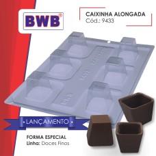 Forma BWB Caixinha Alongada Especial Ref.9433 com Silicone