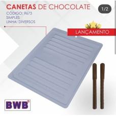 Forma BWB Canetas de Chocolate Ref.9673