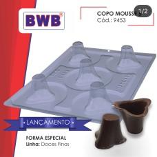 Forma BWB Copo Mousse 5 Especial com Silicone Ref.9453