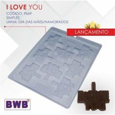Forma BWB I Love You Ref.9669