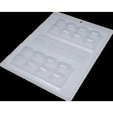 Forma BWB Tablete Barra Ref.9697 Com Silicone