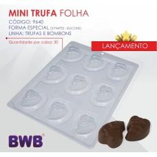 Forma BWB Mini Trufa Folha Ref.9640 Silicone