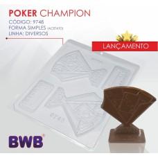 Forma BWB Poker Champion Ref.9748