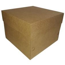 Caixa para Bolo 20x20x15 Com 05