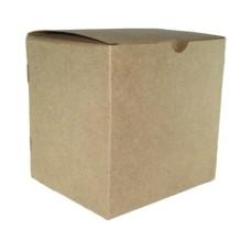 Caixa para caneca 11x9,5x11 Tampa Fixa - C/36