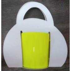 Caixa para caneca Tipo Bolsa 320/350ml Sublimável Com 36