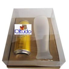 Caixa para Latão e Tulipa 24x18,5x9 KRAFT Corpo PVC Com 10