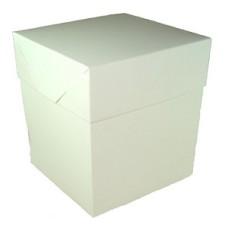 Caixa para Panetone 100gr BRANCO 10x10x10 Com 10