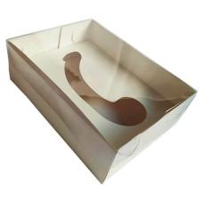 Caixa Erótica Forma BWB 903 Tampa PVC 20x15x6 com 10