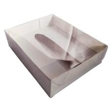 Caixa Erótica Forma BWB 904 Noivinha 15x12x4 Tampa PVC Com 10