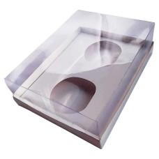 Caixa Erótica Forma BWB 9595 BRANCO Corpo PVC 20x15x6 com 10