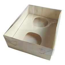 Caixa Erótica Forma BWB 9595 Tampa PVC 20x15x6 Com 10