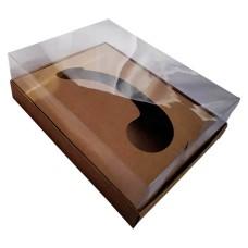 Caixa Erótica Forma BWB 903 KRAFT Corpo PVC 20x15x6 com 10