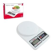 Balança para Cozinha WX2502 Digital com Alta Precisão 1g A 10Kg