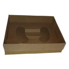 Caixa para Joystick 15x12x4 BWB 9661 KRAFT Tampa PVC Com 10