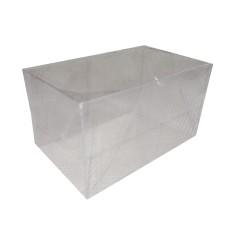 Caixa para Doces 02 unid Em Acetato 7,5x4,5x4  Com 10