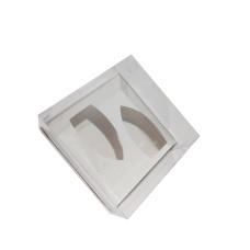 Caixa para Barca de Chocolate BWB M 17x17x9 Com 10