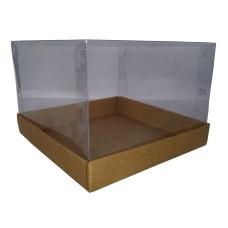Caixa 17x17x12 Corpo PVC Com 10