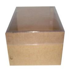 Caixa 17x17x12 Tampa PVC Com 10