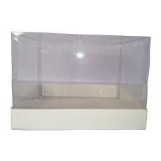 Caixa 17x17x12 BRANCO Corpo PVC Com 10