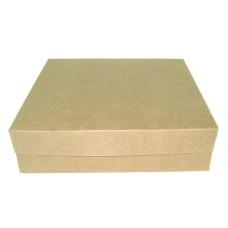 Caixa para Presentes 15x15x5 KRAFT Com 10