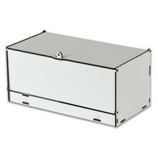 Caixa de MDF para Sublimação para 2 Canecas