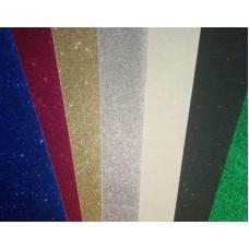 Glitter Termocolante Com 5 Folhas A3