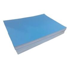 Papel Havir Fundo Azul A4 90gr - C/100 Folhas