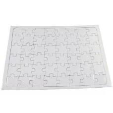 Quebra Cabeça A4 para Sublimação Retangular 19x27 - C/05