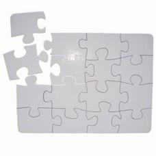 Quebra Cabeça para Sublimação A5 16 peças 14x19 - C/05