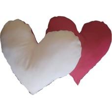 Capa de Almofada para Sublimação Coração