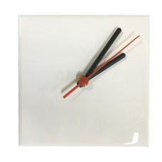 Relógio de Azulejo para Sublimação 15x15