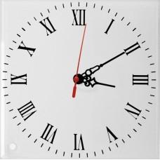 Relógio de Vidro para Sublimação | BL-26 20x20