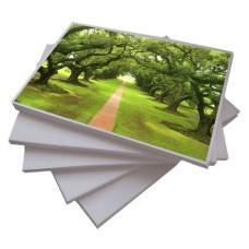 Papel fotográfico Adesivo Glossy 115 gr A4 C/20 Folhas